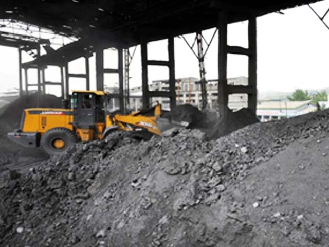 The reconstruction and modernization project of Chongnam Shaft of Anju Area Mining Complex