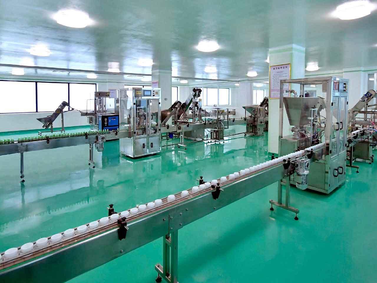 Pyongyang Cosmetics Factory