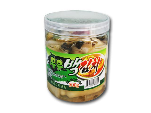 Radish White Kimchi