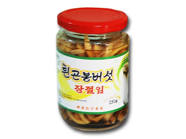 Pickled Pleurotus Eryngii