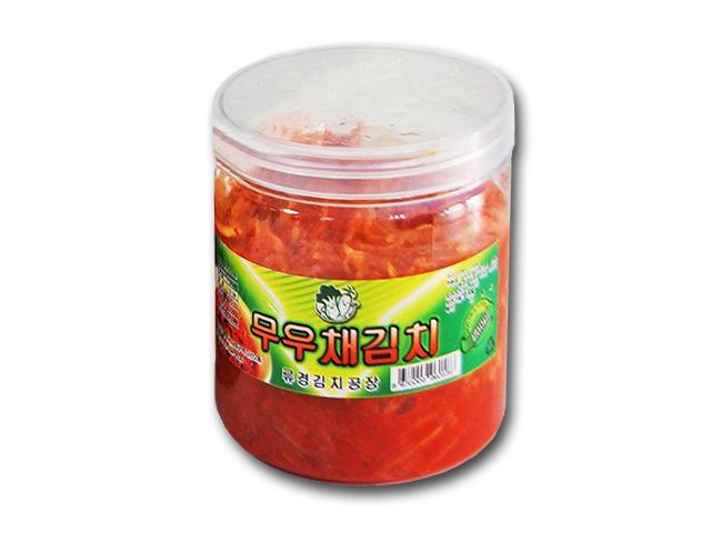 Shredded Radish Kimchi