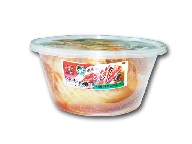 Hot Flavor Kimchi
