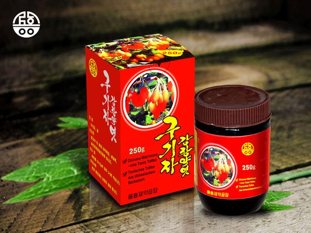 Chinese Matrimony-vine Tonic Toffee