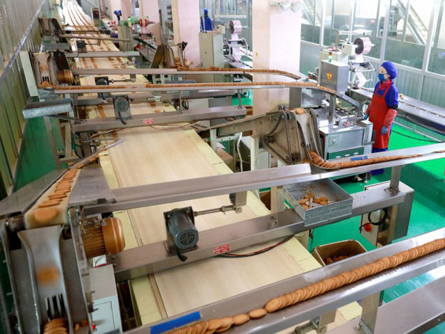 Comprehensive foodstuff production base-the Sonhung Foodstuff Factory